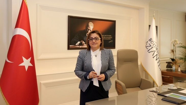 Şahin'den Miraç Kandili kutlaması