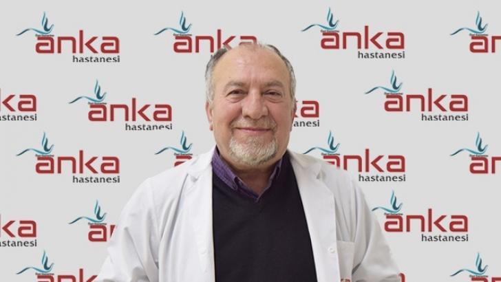 Dr. Sait Mavi Anka'da
