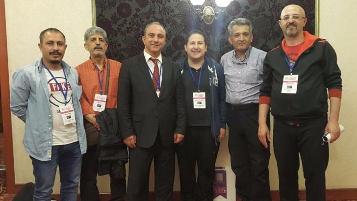 TFSF Başkanlığına Beyhan Özdemir seçildi