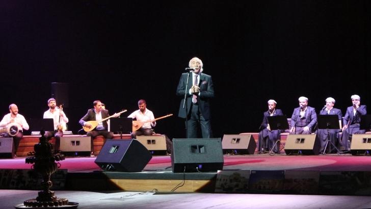 GAÜN'de Türkmen gecesi konseri