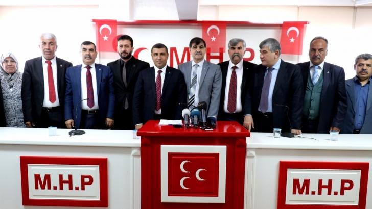 MHP'den olağan kongre açıklaması