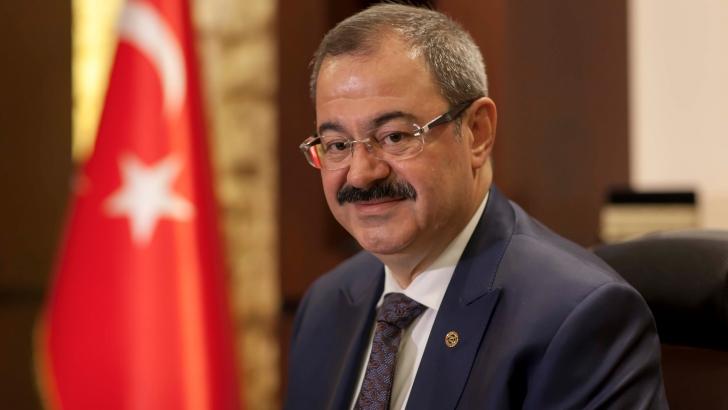 Konukoğlu, 19 Mayıs'ı kutladı