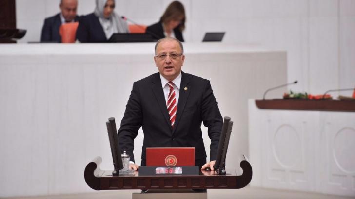 Milletvekili Koçer'den 19 Mayıs kutlaması