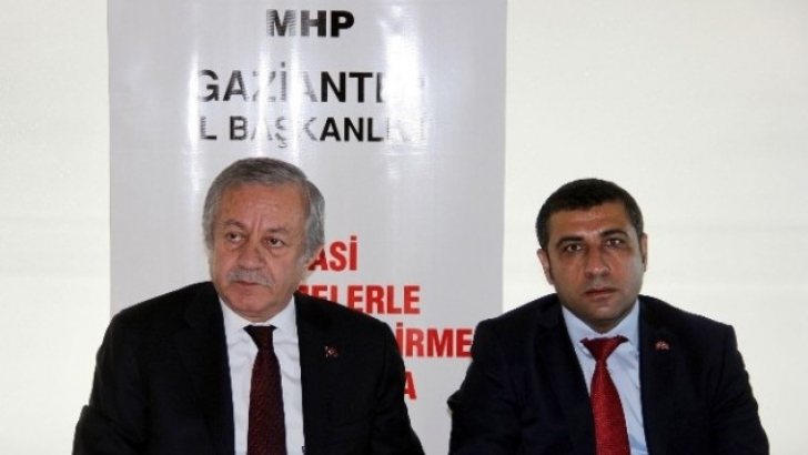 MHP'li Adan Gaziantep'i meclise taşıdı