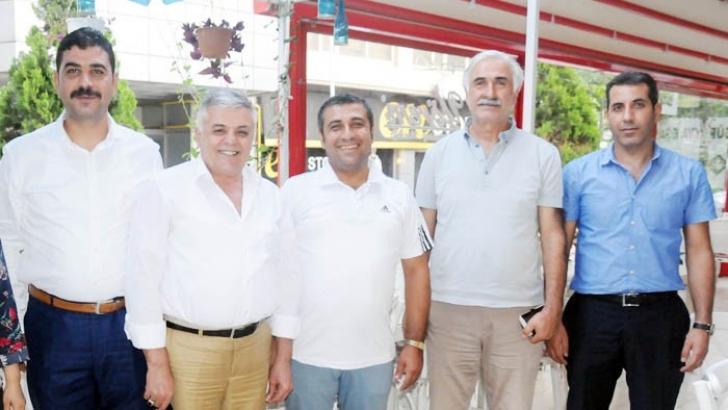 ÖZTÜM TEKSTİL İŞ SENDİKASI MHP'Yİ ZİYARET ETTİ