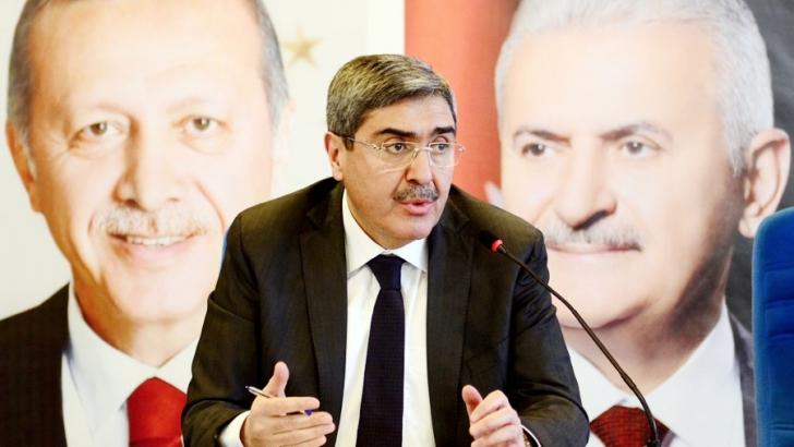 AK Parti'nin 16. yıl sevinci