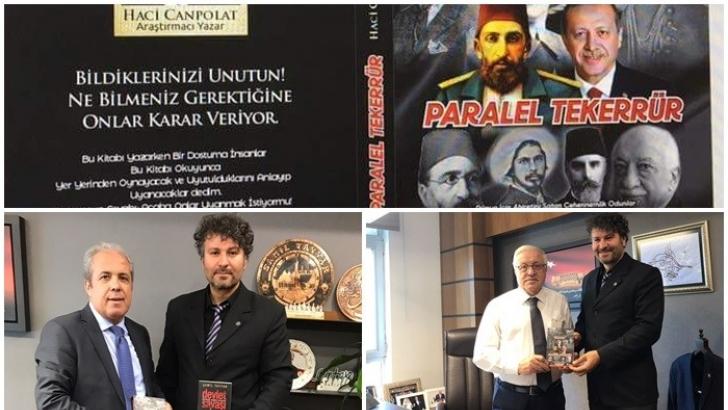 Gaziantepli yazar FETÖ ihanetinin metotlarını yazdı