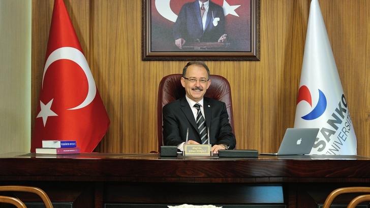 Sanko Üniversitesi'ne Prof. Dr. Güner Dağlı atandı