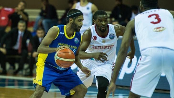 Gaziantep Basketbol: 74 - Ventspils: 99