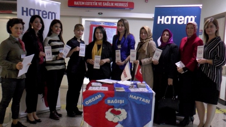 MHP'li kadınlar tüm organlarını bağışladı