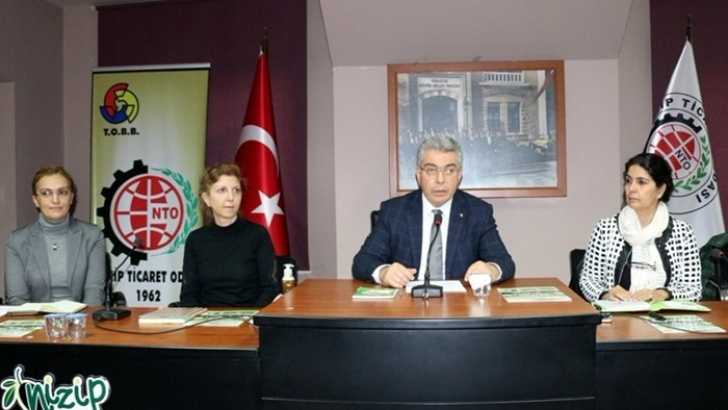 Zeytin ve zeytinyağlı sabun sektörüne UR-GE Projesi