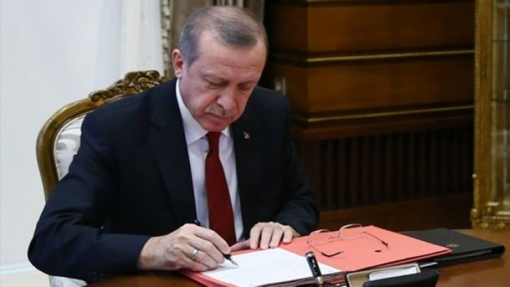 Cumhurbaşkanı Erdoğan 10 kanunu onayladı