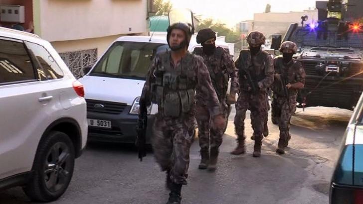 Gaziantep'teki akraba kavgasında: 5 gözaltı