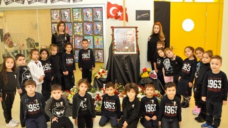 GKV'de Atatürk Haftası etkinlikleri sürüyor