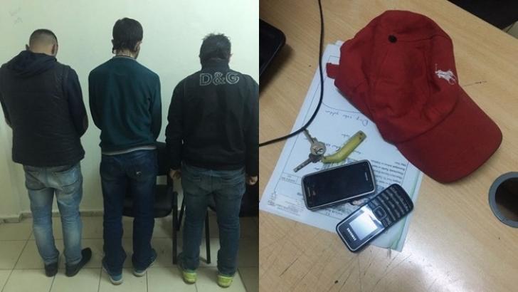 Gaziantep'te telefonu hırsızları yakayı ele verdi