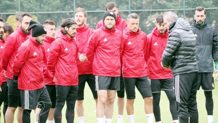 Erzurum maçına odaklandılar