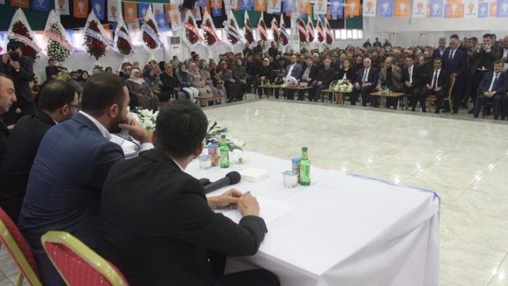 AK Parti Yavuzeli 6. Olağan Kongresi yapıldı