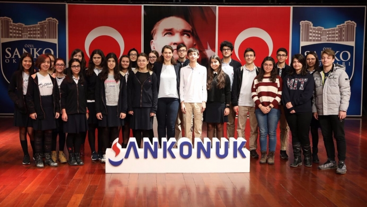 """SANKO ÜNİVERSİTESİ """"SANKONUK"""" PROGRAMI DEVAM EDİYOR"""