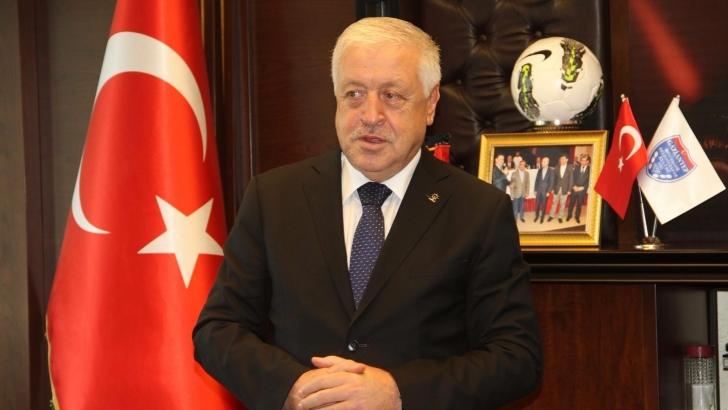 Uzer'den, Gaziantep'in kurtuluşunun 96. yıl dönümünü mesajı