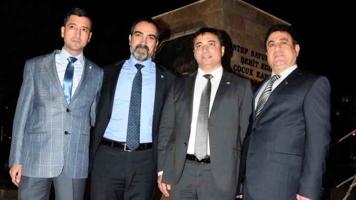 İYİ Parti'de ilçe başkanları belli oldu