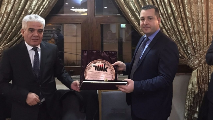 TÜİK Gaziantep'te yeni Bölge Müdürü görevine başladı