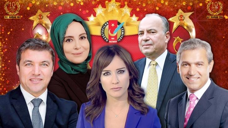 TÜRK BASINININ ÜNLÜ İSİMLERİ GAZİANTEP'TE BULUŞUYOR