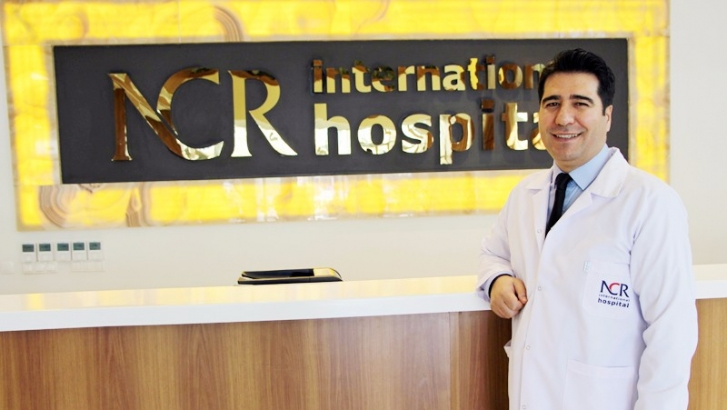 Dr. Kadir Söylemez NCR'de
