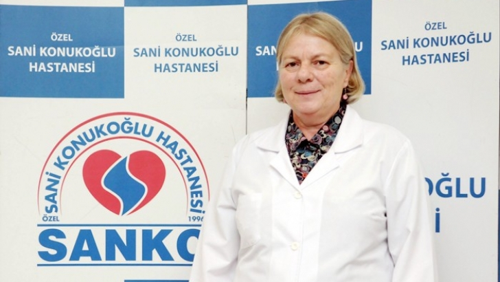 PROF. DR. MÜNİFE NEYAL SANKO HASTANESİNDE