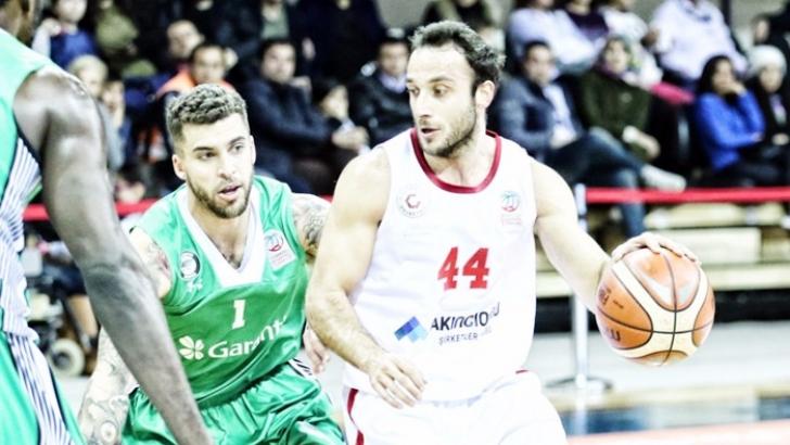 Gaziantep Basketbol yine mağlup