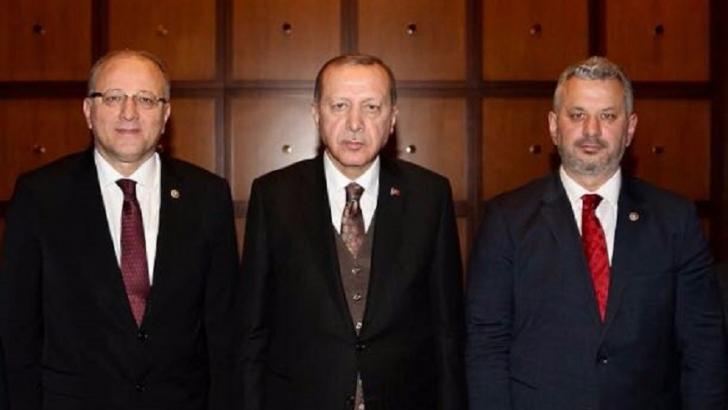 Dostluk Grubu'ndan Erdoğan'a teşekkür