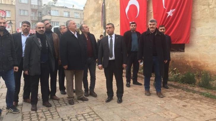 MHP Gaziantep teşkilatından Kilis ziyareti