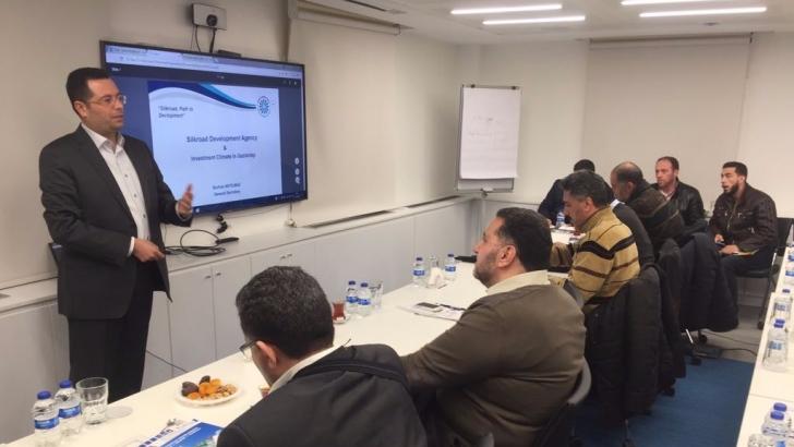 İKA, Arap Yatırımcılara TRC1 Bölgesi'nin yatırım ekosistemini tanıttı