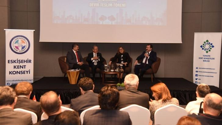 Şahin: Sosyal belediyecilik yükselen bir değer