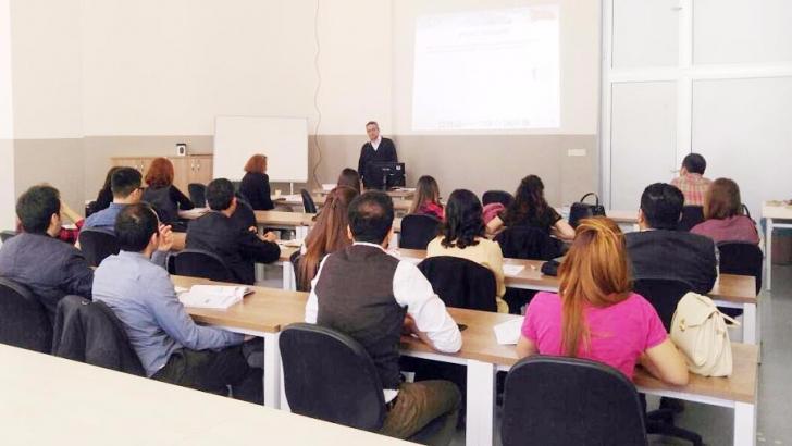 ILO eğitimleri tamamlandı