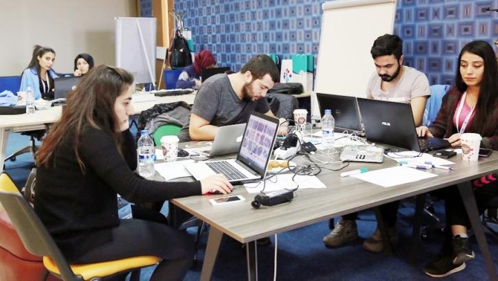 HKÜ'de akıllı kampüs başlıyor
