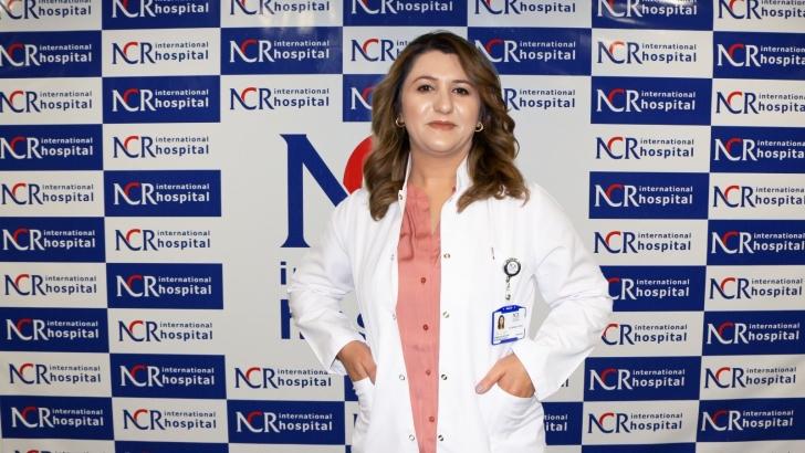 Op. Dr. Elif Kuşçu Aytekin NCR Hospıtal'da