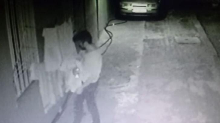 Gaziantep'te yaşanan hırsızlık pes dedirtti