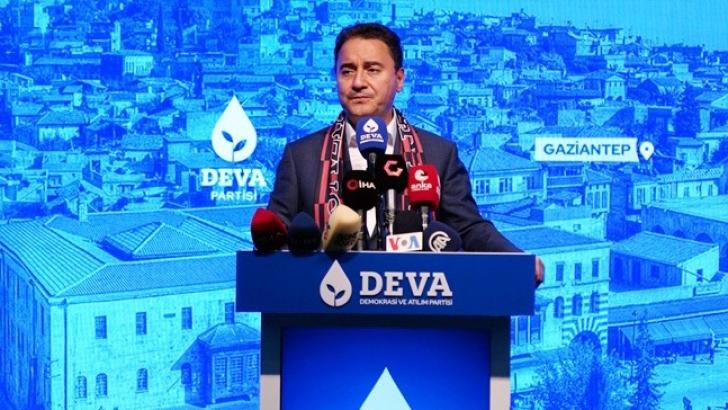 Gaziantep Babacan'la Deva aradı