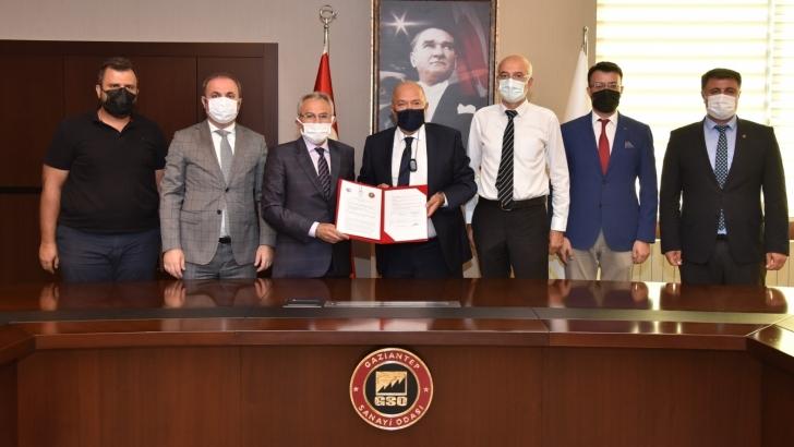 Gaziantep'te iş dünyasına akademik destek
