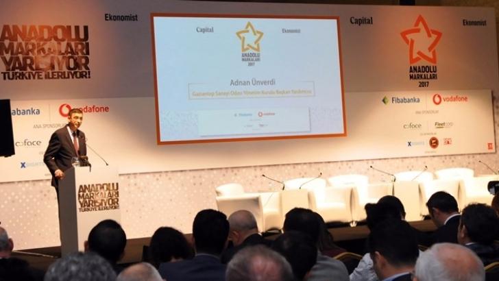 Anadolu Markaları Yarışması içeriği Gaziantep'te tanıtıldı