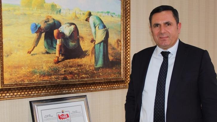 Tiryakioğlu, gazeteciler gününü kutladı