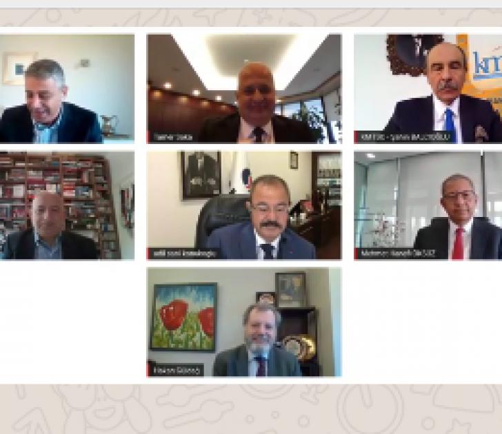 TÇMB Vizyon Sohbetleri Anadolu Buluşmaları   Kahramanmaraş